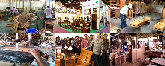 Jepara furniture manufacturer