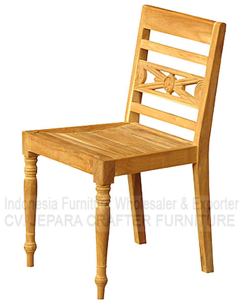 Dining Furniture Manufacturers: Wholesale Dining Chairs Indonesian Teak Furniture Manufacturer