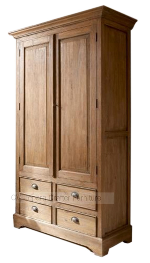 Best Armoire Wardrobe Bedroom Furniture with Drawers Solid ...