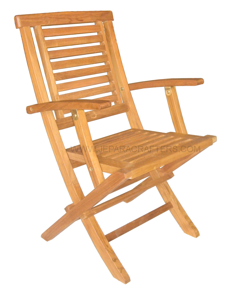 Wooden Chairs With Arms ~ Outdoor wooden chairs with arms