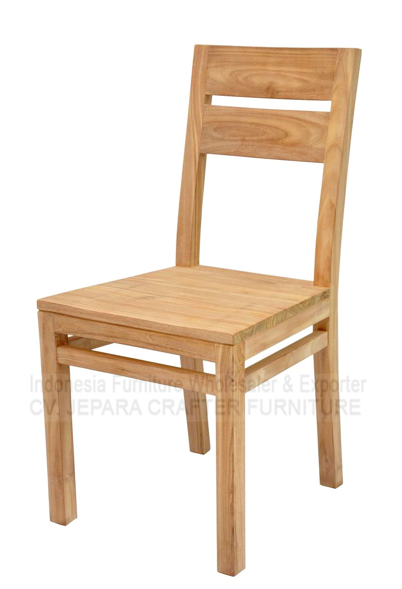 Classic Contemporary Dining Room Chairs Teak Wood Indonesia Furniture
