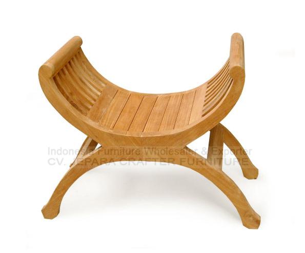 TEAK STOOL YUYU JFCHR-025  sc 1 st  Jepara Crafter Furniture & Teak Wood Stool Yuyu Kartini Chairs Indonesia Furniture Wholesaler islam-shia.org