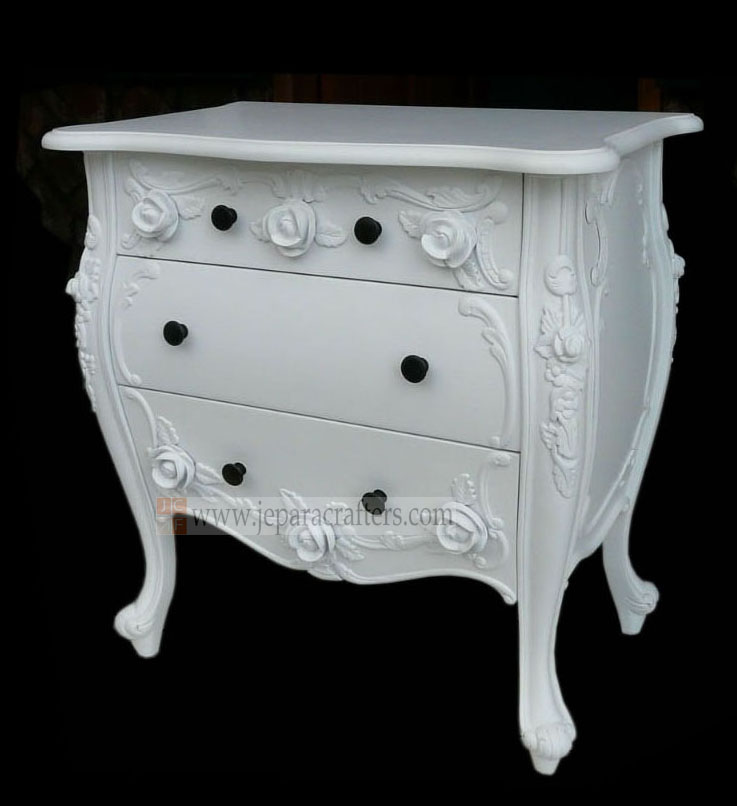Solid wood furniture manufacturer Indonesia French style provincial