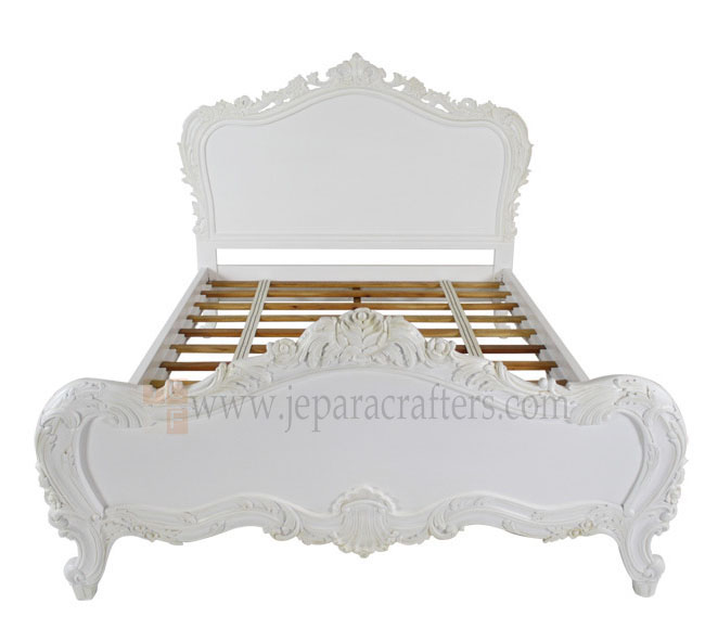 Magnificent Louis Carved Rococo Beds French Furniture Style Indonesia Best Image Libraries Sapebelowcountryjoecom