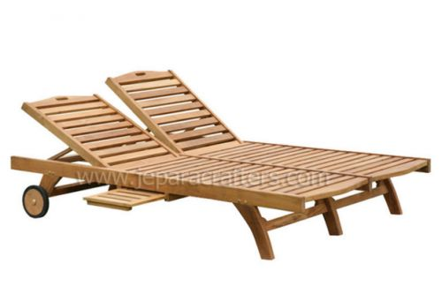 SUN LOUNGER DOUBLE