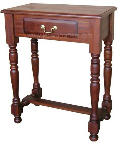 Minahasa 1 drawer Console Tables MH-CT006