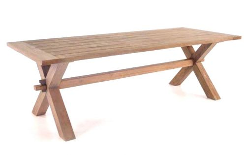 Teak Dining Table JFDT-011