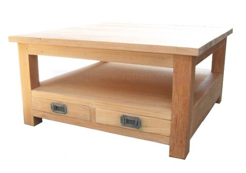 COFFEE TABLE 4 DRAWERS