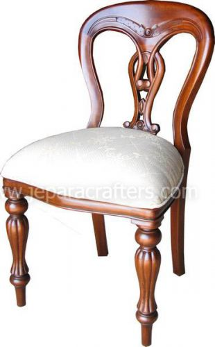 Mahogany Fiddle back Diner Chairs MH-CH014