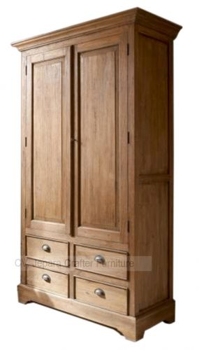 Wardrobe 4 Drawers Classic