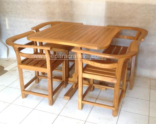 Dining Tables with Chairs ST-004