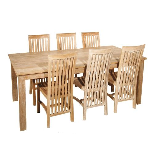 Dining Tables with Chairs ST-002