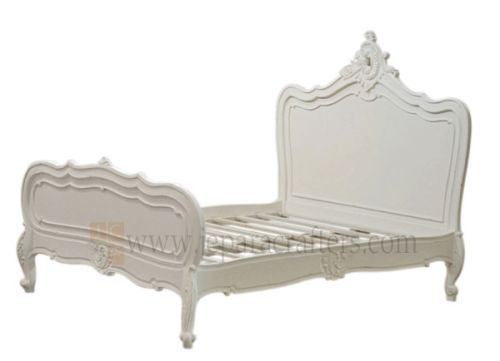 Askana Louis Carved Beds FS-B009