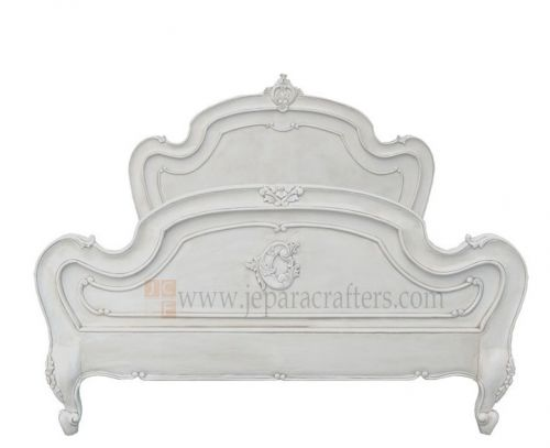 Luxury Louis Carved Beds FS-B008