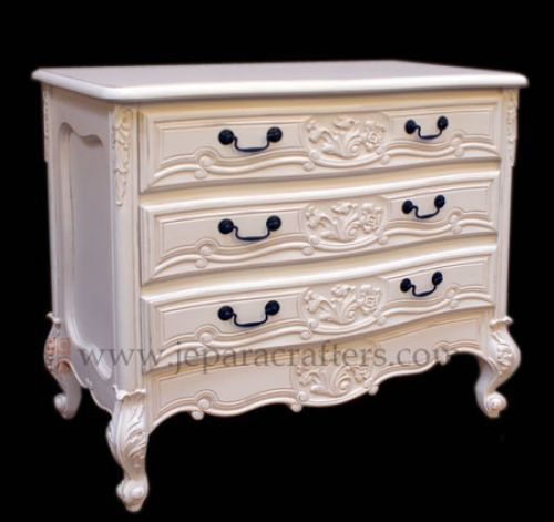 SIDEBOARD CHATEAU CARVED 3 DRAWERS FS-CDS001