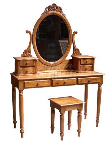 Teak Dressing Table Mirror TIMR005