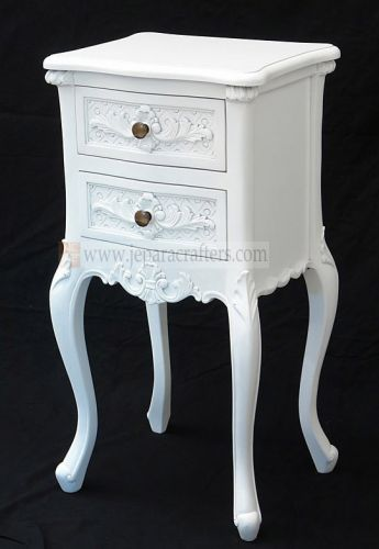 Louis Nightstand 2 Drawers FS-NSB001
