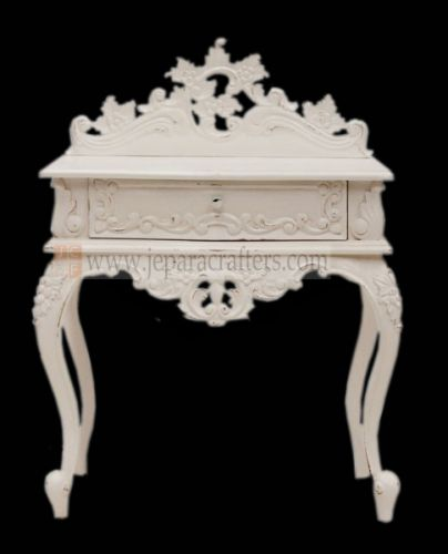 Morena Nightstand Carved FS-NSB002
