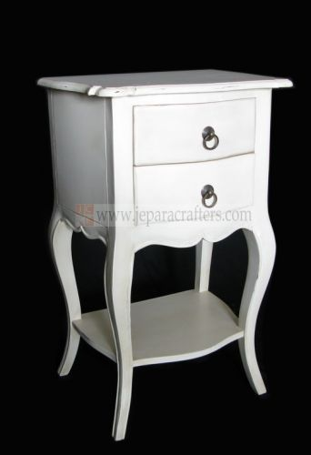 Grasia Nightstand with Shelf FS-NSB005