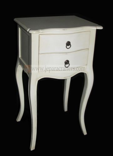 Grasia Nightstand 2 Drawers FS-NSB006