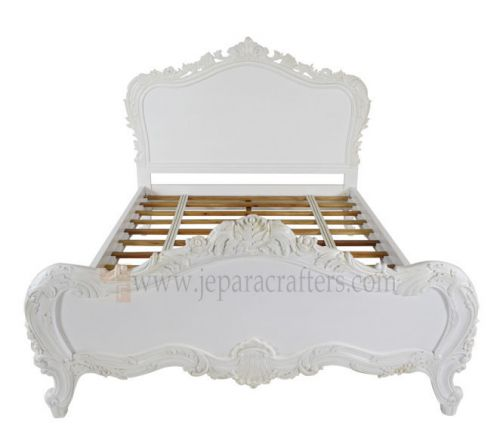 Louis Rococo Beds FS-B005
